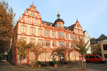 Mainz, Gutenberg-Museum (November 2014)