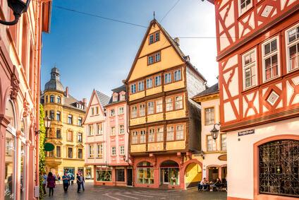 Stadtteile Mainz