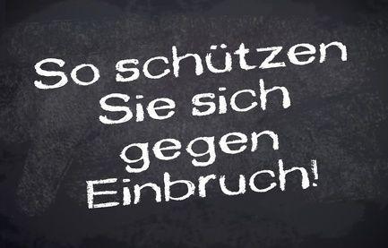 Einbruchschutz Mainz