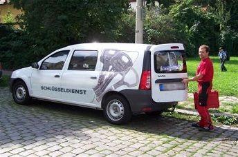 Schlüsselnotdienst Mainz Dienstwagen